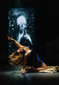 CocoCaine and Sappho,   Lucy Lawless, The PleasureDome Musical Auckland 2017